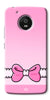 Digiprints Bing Bow Printed Back Case Cover For Motorola Moto G5 Plus