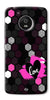 Digiprints Pretty Love Back Case Cover For Motorola Moto G5 Plus