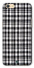 Digiprints Black Checks Printed Designer Back Case Cover For Oppo A57