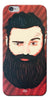 Digiprints Beard Man Printed Design Back Case Cover For Apple iPhone 6s