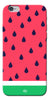 Digiprints Tropical Watermelon Designer Printed Back Case Cover For Apple iPhone 6s