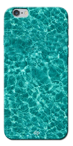 Digiprints Water Base Degin Printed Back Case Cover For Apple iPhone 6