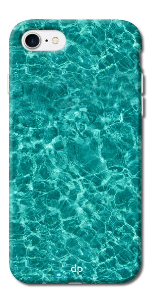 Digiprints Water Base Degin Printed Back Case Cover For Apple iPhone 7