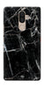 Digiprints Black Marble Design 2 Printed Designer Back Case Cover For Lenovo K8 Plus