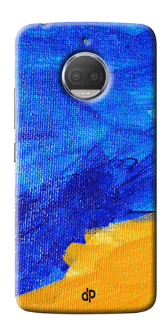 abstract painted Printed Designer Back Case Cover For Motorola Moto G5S Plus