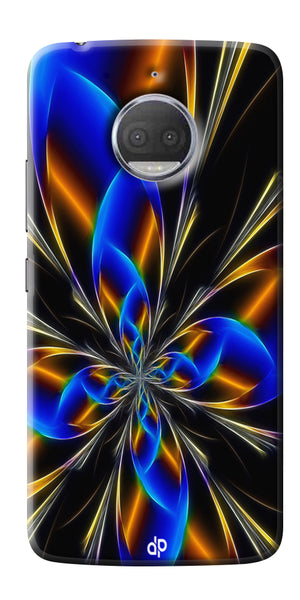 abstract design Printed Designer Back Case Cover For Motorola Moto G5S Plus