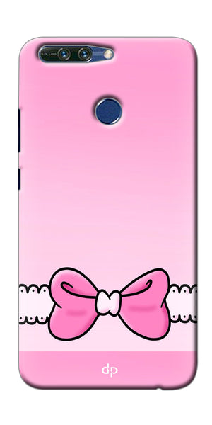 Digiprints Bing Bow Printed Back Case Cover For Huawei Honor 8 Pro