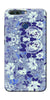 Digiprints Beautiful Blue Flowers Vector Design Back Case Cover For Huawei Honor 8 Pro