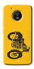 Digiprints Bullet Lover Printed Back Case Cover For Motorola Moto E4 Plus