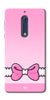 Digiprints Bing Bow Printed Back Case Cover For Nokia 5