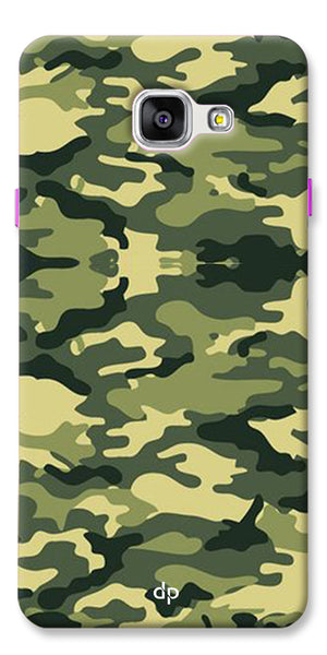Digiprints Army Pattern Back Case Cover For Samsung Galaxy A5_2016