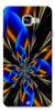 Digiprints abstract design Printed Designer Back Case Cover For Samsung Galaxy A5 2016