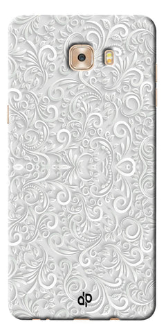 Digiprints Graphic Design Pattern Printed Designer Back Case Cover For Samsung Galaxy C9 Pro