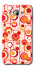 Digiprints Beautiful Geometric Patterns Back Case Cover For Samsung Galaxy J2