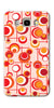 Digiprints Beautiful Geometric Patterns Back Case Cover For Samsung Galaxy J5_2016