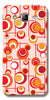 Digiprints Beautiful Geometric Patterns Back Case Cover For Samsung Galaxy J5