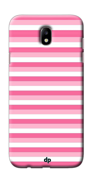 Digiprints Plain Checks Printed Back Case Cover For Samsung Galaxy J7 Pro