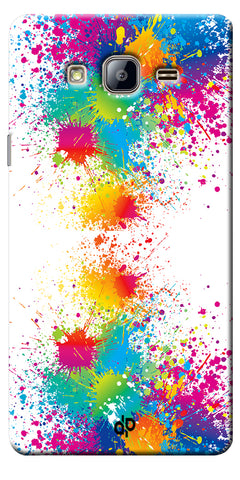 Digiprints  water color background Printed Designer Back Case Cover For Samsung Galaxy On5