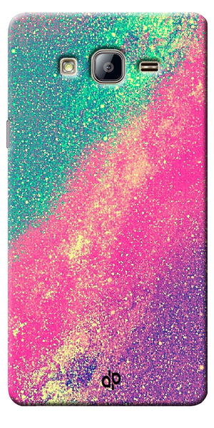 Digiprints glitter background Printed Designer Back Case Cover For Samsung Galaxy On5