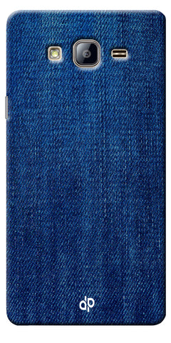 Digiprints jeans design  Printed Designer Back Case Cover For Samsung Galaxy On5
