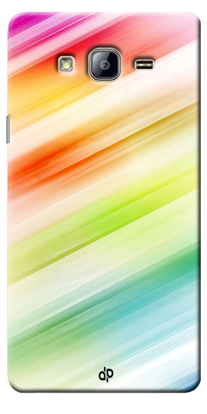 Digiprints Colorful background Printed Designer Back Case Cover For Samsung Galaxy On5