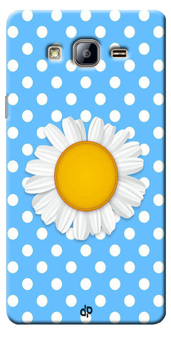 Digiprints flower Printed Designer Back Case Cover For Samsung Galaxy On5