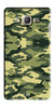 Digiprints Army Pattern Back Case Cover For Samsung Galaxy On7  Pro