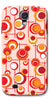 Digiprints Beautiful Geometric Patterns Back Case Cover For Samsung Galaxy S4