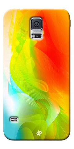 Digiprints  ColorFull Printed Designer Back Case Cover For Samsung Galaxy S5