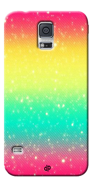 Digiprints Cute Girly Wallpapers Printed Designer Back Case Cover For Samsung Galaxy S5