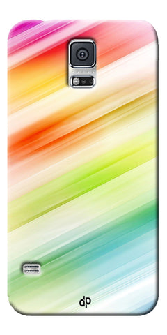 Digiprints Colorful background Printed Designer Back Case Cover For Samsung Galaxy S5