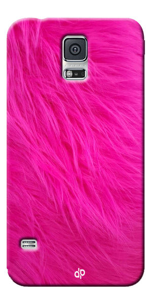 Digiprints PINK Printed Designer Back Case Cover For Samsung Galaxy S5