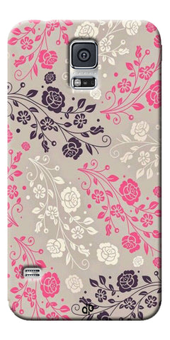 Digiprints girly wallpapers Printed Designer Back Case Cover For Samsung Galaxy S5