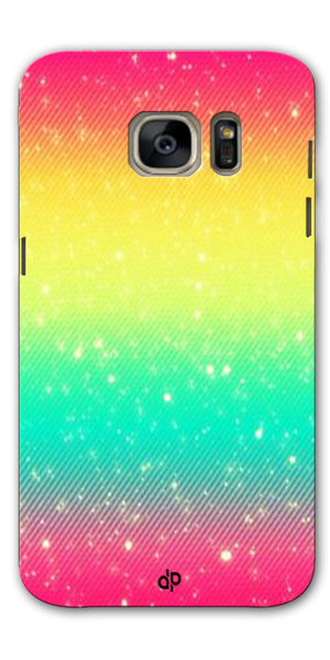 Digiprints Cute Girly Wallpapers Printed Designer Back Case Cover For Samsung Galaxy S7