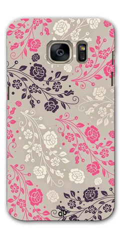 Digiprints girly wallpapers Printed Designer Back Case Cover For Samsung Galaxy S7