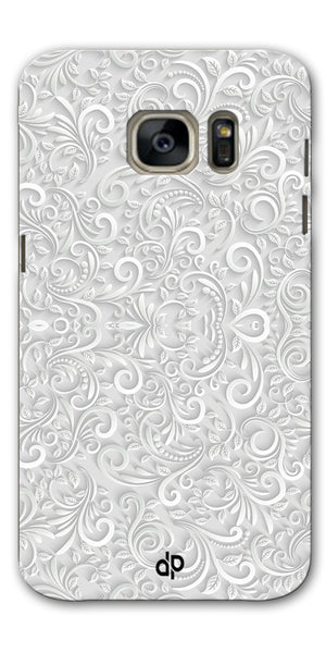 Digiprints Graphic Design Pattern Printed Designer Back Case Cover For Samsung Galaxy S7