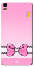 Digiprints Bing Bow Printed Back Case Cover For Lenovo A7000