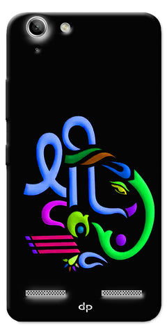 Digiprints Graphic Design Ganesha Back Case Cover For Lenovo K5 Plus