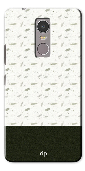 Digiprints Blak And White Art Printed Back Case Cover For Lenovo K6 Note