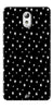 Digiprints Stars Pattern Printed Back Case Cover For Lenovo Vibe P1m