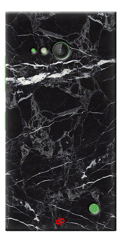 Digiprints  Marble Textured 11 Printed Case Cover For Microsoft Lumia 730