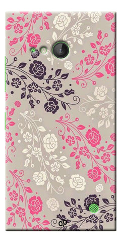 Digiprints girly wallpapers Printed Designer Back Case Cover For Microsoft Lumia 730