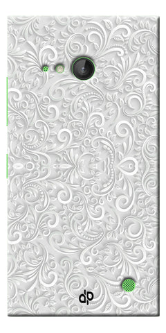 Digiprints Graphic Design Pattern Printed Designer Back Case Cover For Microsoft Lumia 730