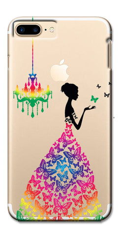 Digiprints Beta Papa Yaha Hai Printed Designer Back Case Cover For Apple iPhone 7 Plus