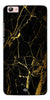 Digiprints Black Marble Design 1 Printed Designer Back Case Cover For Vivo V5