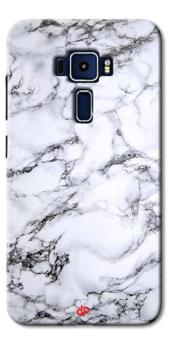 Digiprints  Marble Textured 8 Printed Case Cover For Asus Zenfone 3 Laser ZC551KL