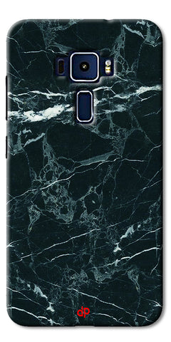 Digiprints  Marble Textured 10 Printed Case Cover For Asus Zenfone 3 Laser ZC551KL