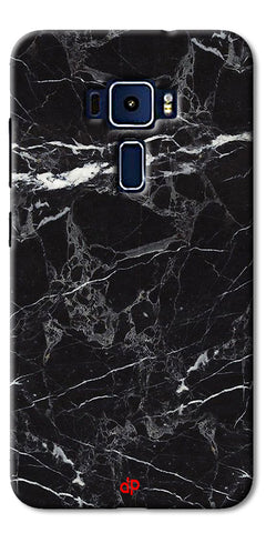Digiprints  Marble Textured 11 Printed Case Cover For Asus Zenfone 3 Laser ZC551KL