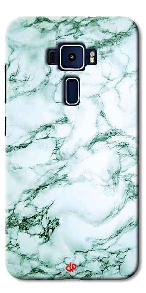 Digiprints  Marble Textured 12 Printed Case Cover For Asus Zenfone 3 Laser ZC551KL