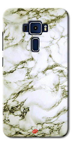 Digiprints  Marble Textured 13 Printed Case Cover For Asus Zenfone 3 Laser ZC551KL